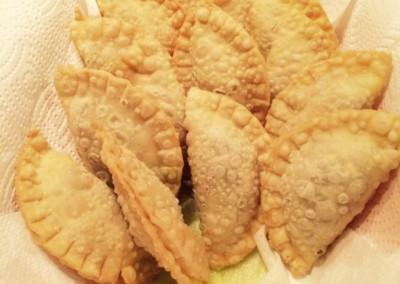 snacks Indische pasteitjes